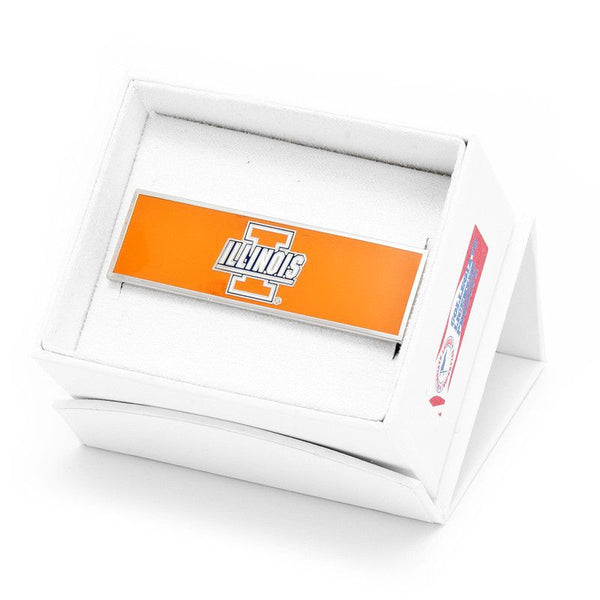 University of Illinois Fighting Illini Money Clip-Money Clip-Here Comes The Bling™