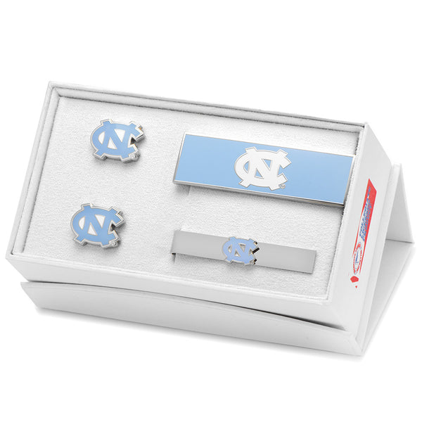 University of North Carolina 3-Piece Gift Set-Mens 3 Piece Gift Set-Here Comes The Bling™