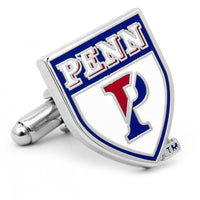 University of Pennsylvania Quakers Cufflinks-Cufflinks-Here Comes The Bling™