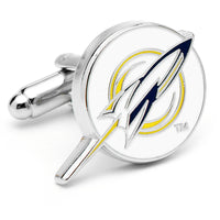 University of Toledo Rockets Cufflinks-Cufflinks-Here Comes The Bling™