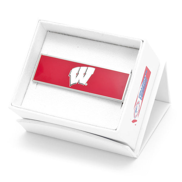 University of Wisconsin Badgers Money Clip-Money Clip-Here Comes The Bling™