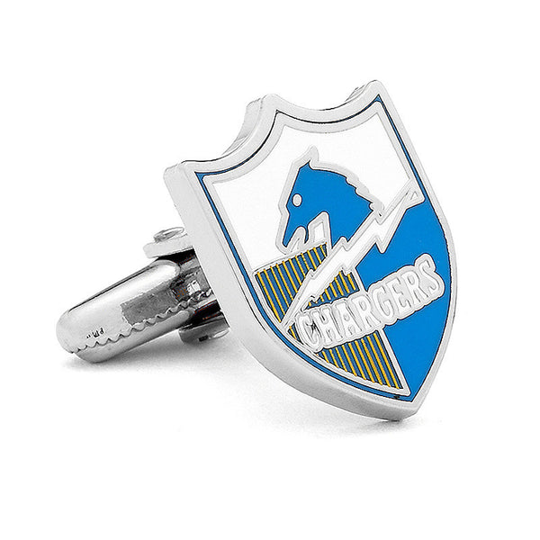 Vintage Chargers Cufflinks-Cufflinks-Here Comes The Bling™