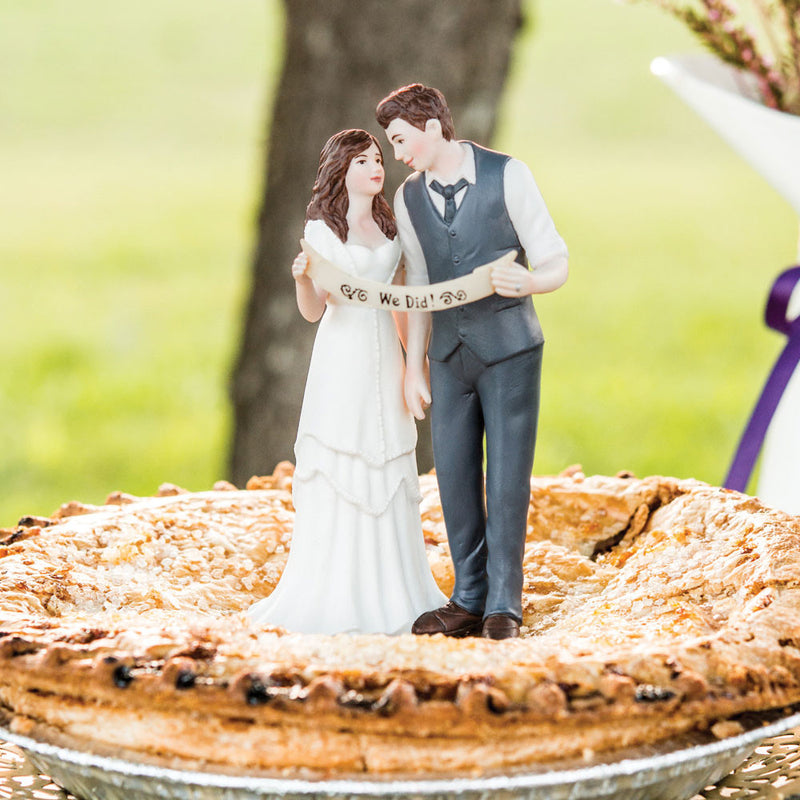 """""""Vintage Style"""" Wedding Couple Cake Topper ( Select From 7 ..."""