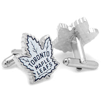Vintage Toronto Maple Leafs Cufflinks-Cufflinks-Here Comes The Bling™