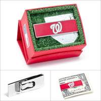 Washington Nationals Money Clip-Money Clip-Here Comes The Bling™