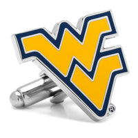West Virginia Mountaineers Cufflinks-Cufflinks-Here Comes The Bling™