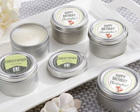 """Woodlands"" Travel Tin Candle Favor-Favors-Candles-Here Comes The Bling™"