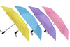 Wholesale Mini Black Dots Prints Auto Open Folding Umbrellas (6 pcs. pack) - $6.65/piece