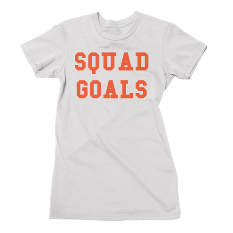 Squad Goals Tee - Affordable Urban Women's Fashion Boutique|StyleGirl  - 1