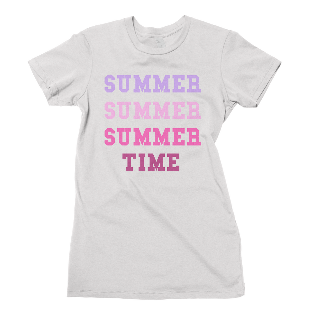 Summer Time Tee - Affordable Urban Women's Fashion Boutique|StyleGirl