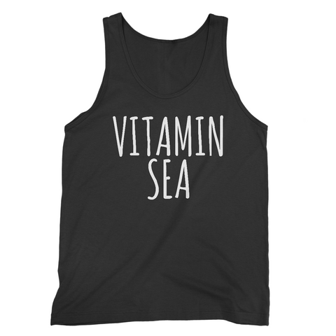 Vitamin Sea Tank Top - Affordable Urban Women's Fashion Boutique|StyleGirl  - 1