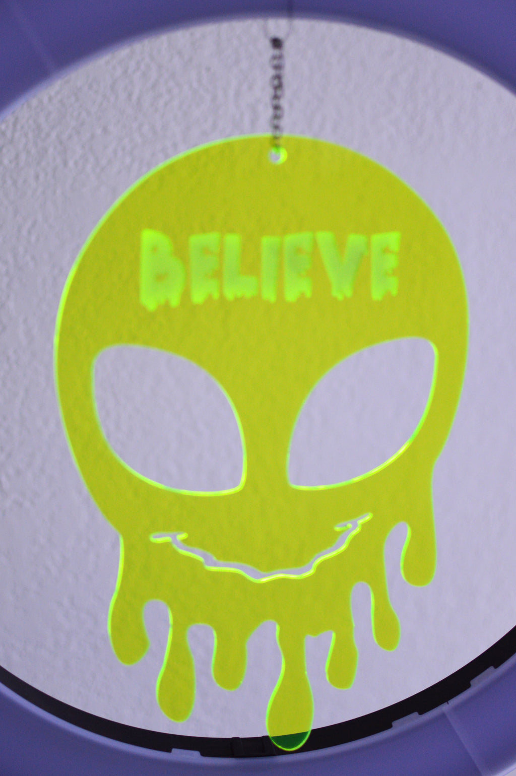Believe Dripping Alien