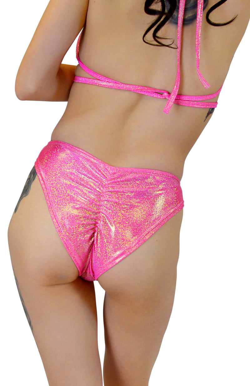 The Lover Bottoms - Olive Pink - Rolita Couture