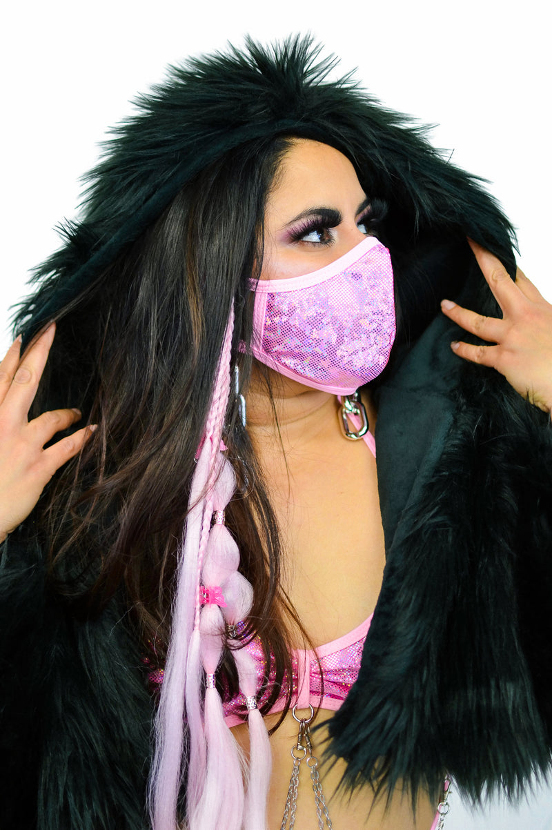 Sub Z-Ro Mask- Rose Quartz