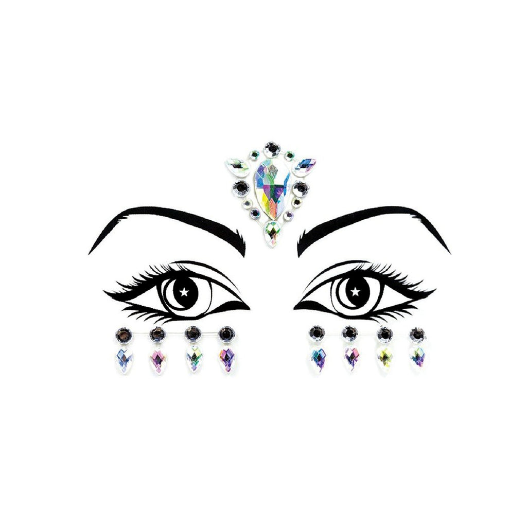 Lunautics Gypsy Face Gems - Rolita Couture