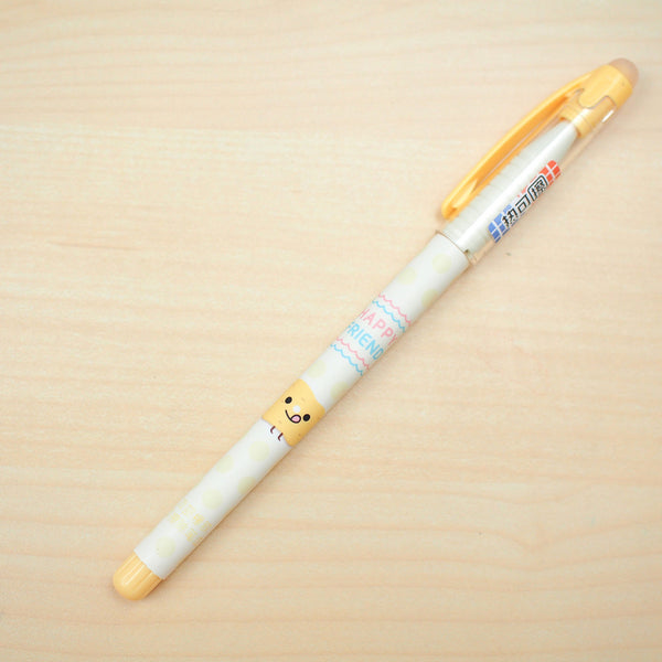 Pens : Happy Friend Erasable Gel Pen