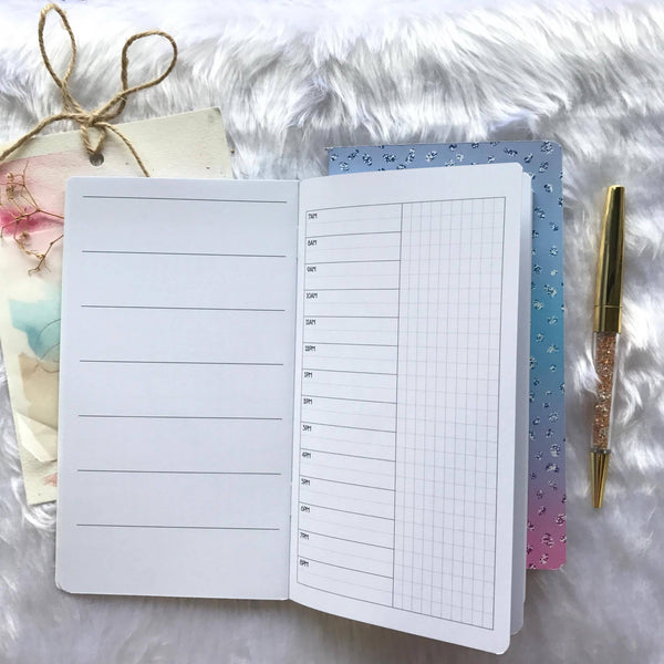 Travel Notebook (TN-Personal) -  Annie Plans' Timed (5-week // UNDATED)