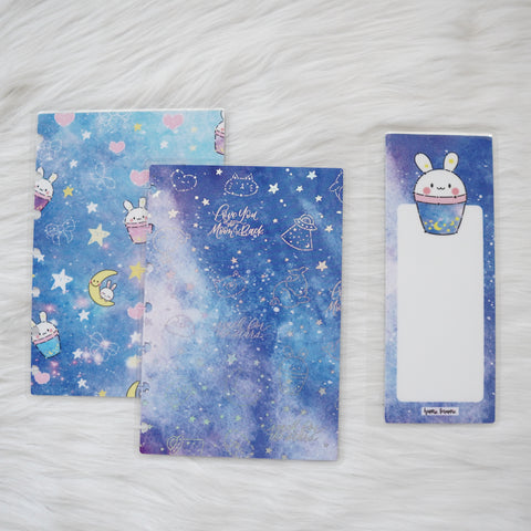 Planner Cover : Constellation (Holo Glitter Foiled)