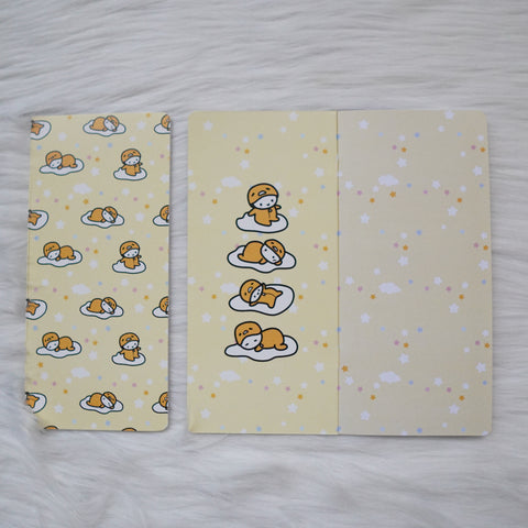 Rings & TN Inserts - San-Munchkin // Collabs with Once More With Love - Gudetama (Lazy Eggs)