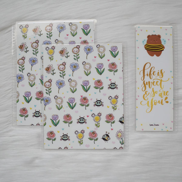 Planner Cover : BEE-you-tiful