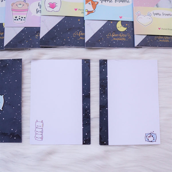 Disc / Rings Planner Inserts - Me Time  // Dotted