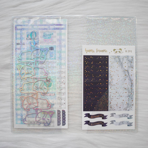 Jelly Dashboard : Hobo Weeks Bi-Fold