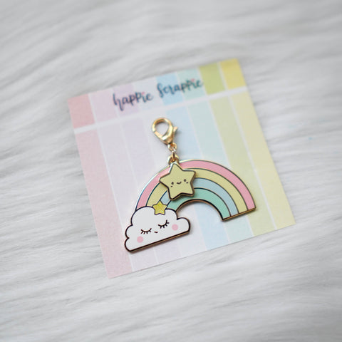 Dangling Charm : You're My Happy Rainbow