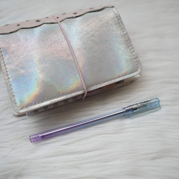 Pens : M&G Semi-Transparent Rainbow Gel Pens