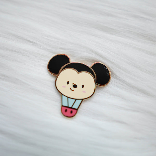 Pins : Magic // Mouse, Hunny & Alien //  Magnetic Backing