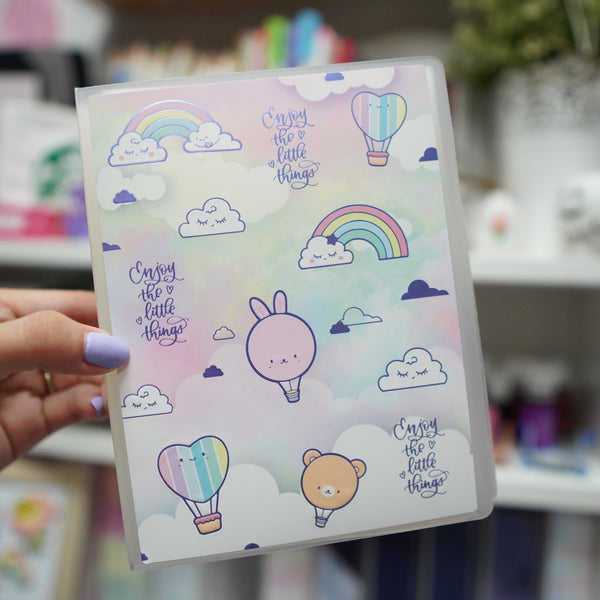 Sticker Album : Regular Sticker Albums // A084 - Hot Air Balloons