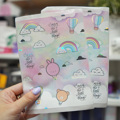 Sticker Album : Jumbo Sized Sticker Albums // J016 - Hot Air Balloon