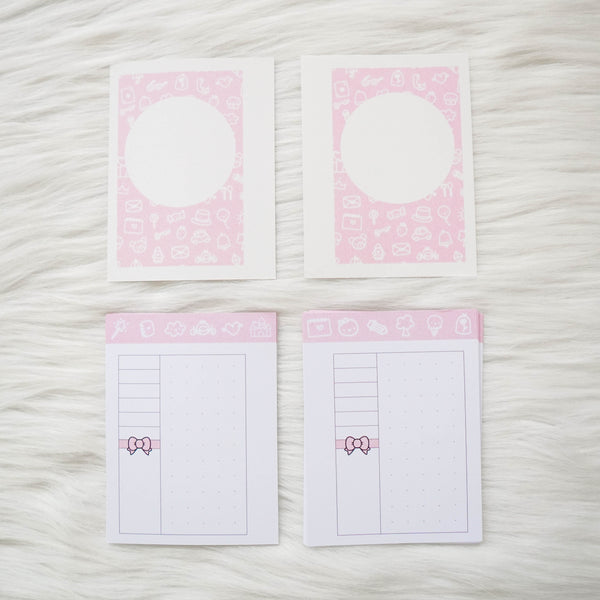 Micro HP Inserts - OnceMoreWithLove Anniversary  // Collabs with Annie Plans Printables & OMWL