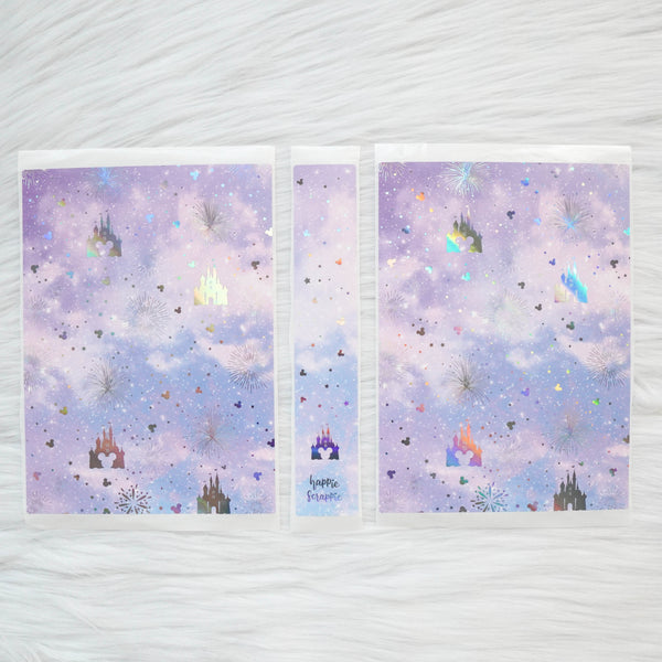 Decal Sticker : Jumbo Albums (Decal only, Not Albums)