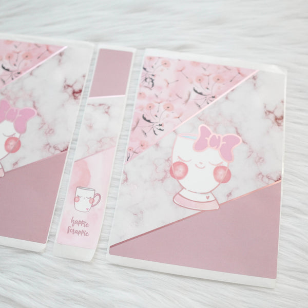 Sticker Album : Jumbo Sized Sticker Albums // J022 - Marble Cup