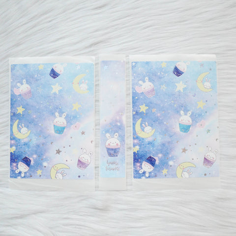 Sticker Album : Regular Sticker Albums // A095 - Constellation Boba Bunny