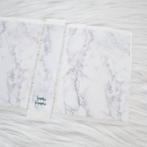 Sticker Album : Regular Sticker Albums // A085 - Marble (Oops)