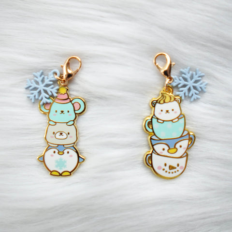 Dangling Charm : Cozy Winter Animals