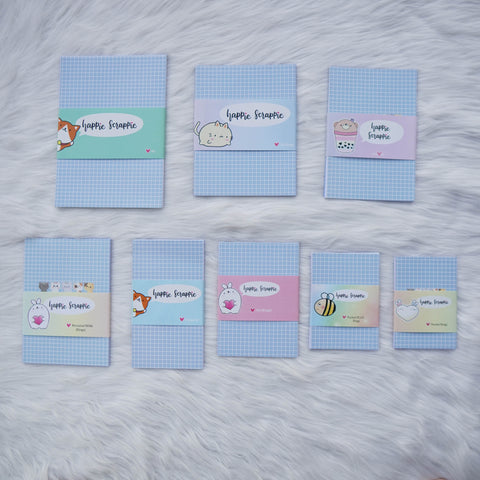 Disc / Rings Planner Inserts - Fave Things Kitty // Dotted