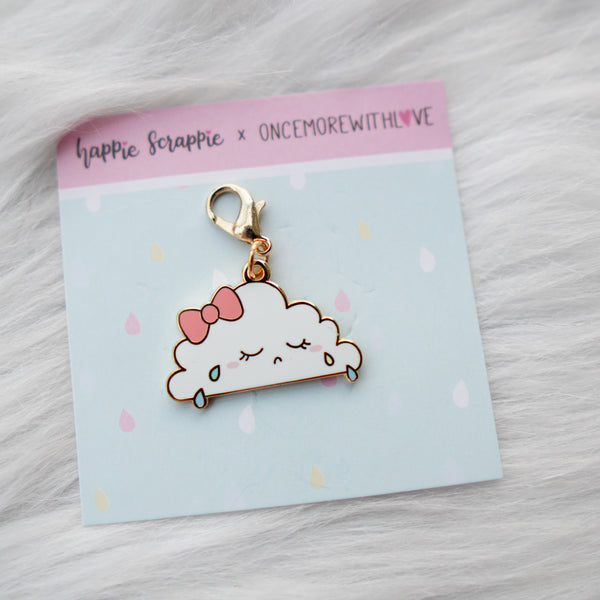 Dangling Charm :  Spring Shower // Collab with OnceMoreWithLove