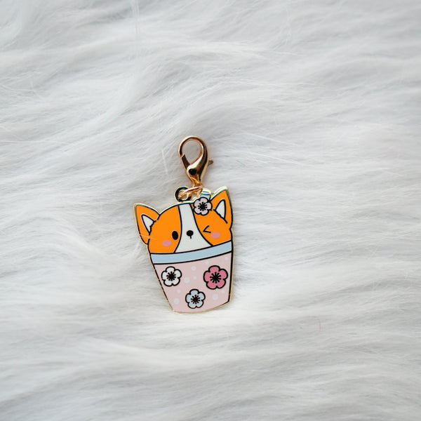 Dangling Charms : Cherry Blossoms Animals