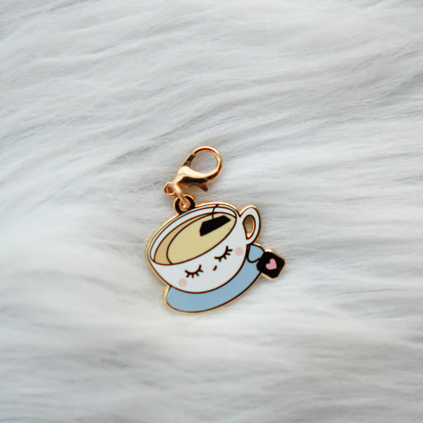 Dangling Charm : Positivi-Tea // Coffee & Tea