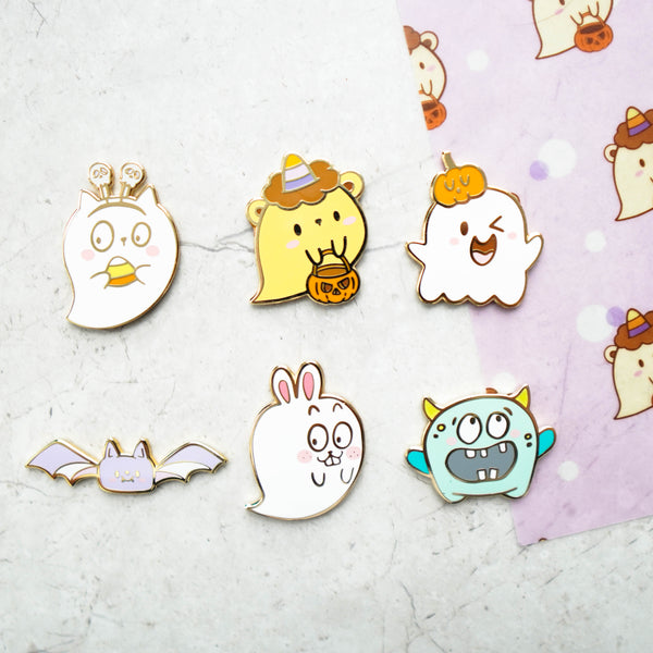 Pins :  Happie Halloween
