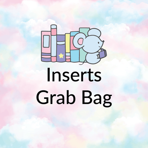 Grab Bags : Inserts (5 INSERTS IN A PACK)