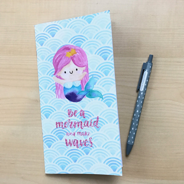 Travel Notebook (TN-Standard) : Mystical Ocean (Dotted)