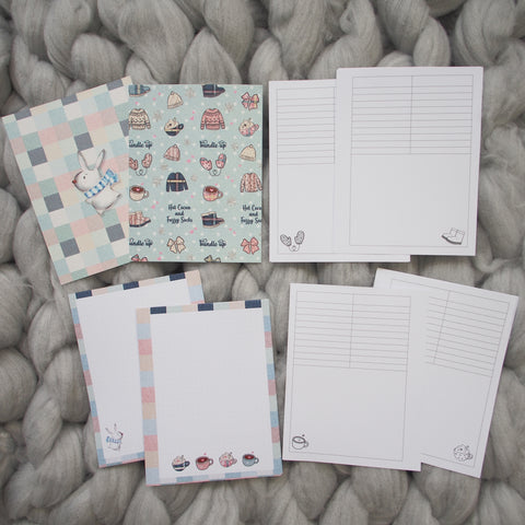 Rings Planner Inserts - Bundle Up // Dotted