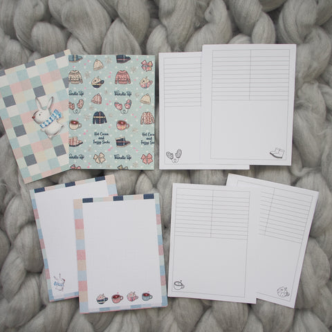 Rings Planner Inserts - Bundle Up // Weekly