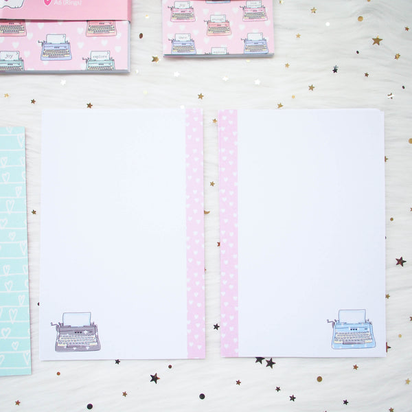 Disc / Rings Planner Inserts - You Are Just My Type // Dotted