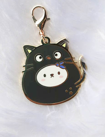 Dangling Charm : Cutie Patootie // Black Cat