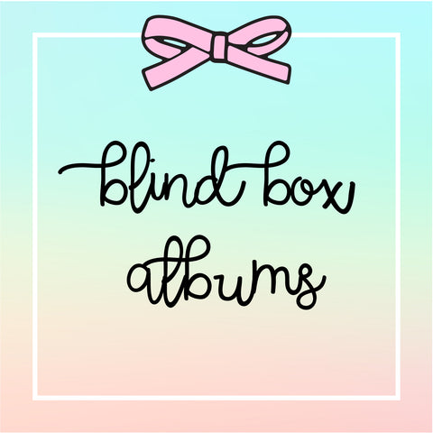 USA Only - Blind Box - Albums