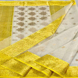 Handloom Chanderi Sarees directly from Weavers